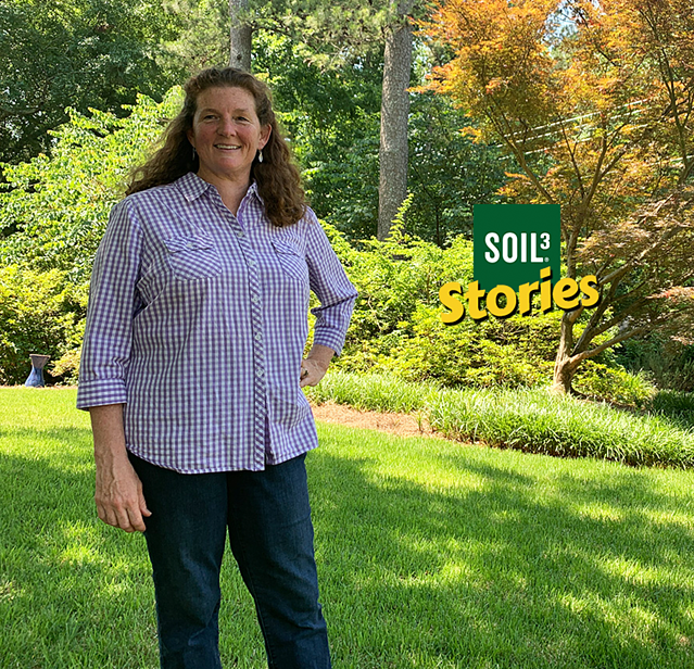 Soil3 Story: How a Landscape Architect Seeded Her Own Lawn with Soil3 [VIDEO] - featured image