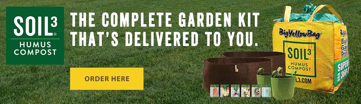 Fall Complete Garden Kit