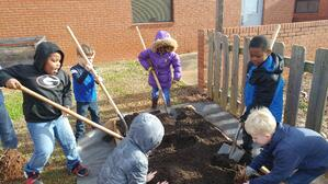 5 Reasons to Start a School Garden - featured image