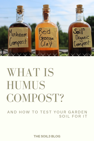 How to test your gardening soil for humus (1)