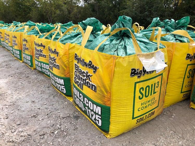 BigYellowBag Soil3 Greenville Super-Sod