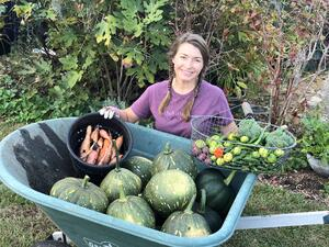 Brie's Gardening Ideas for October