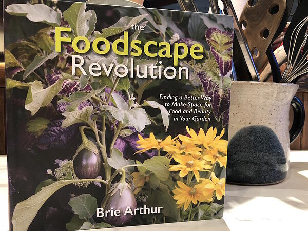 the foodscape revolution hard back book