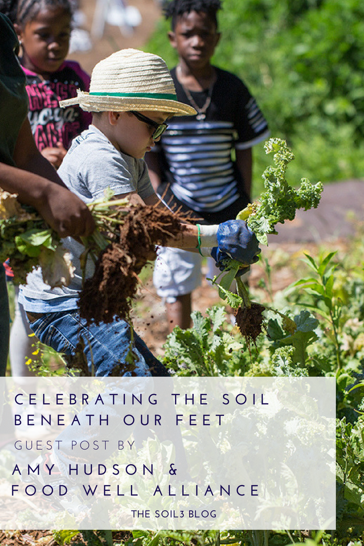 Celebrating the soil beneath our feet