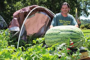 Growing Giant Watermelons with a North Carolina Champion and Soil3 Compost [Video] - featured image