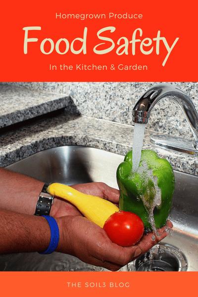 garden food safety