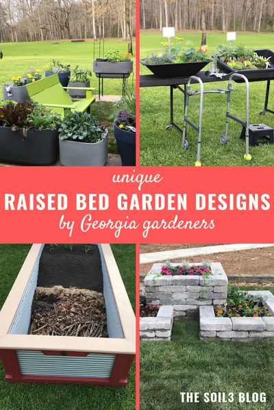 raised bed garden design contest winners