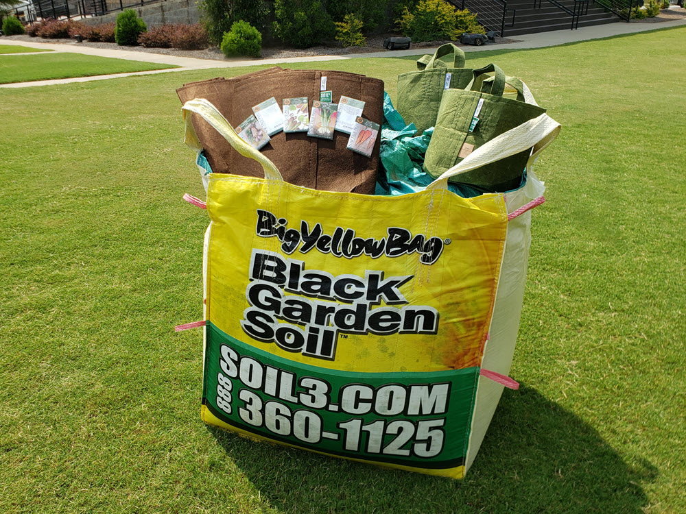 Fall Complete Garden Kit with BYB