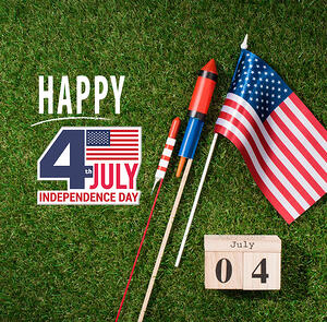 4th of July Lawn Tips - featured image