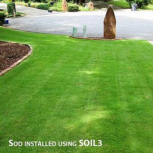 Laying New Sod with Soil3 [video] - featured image