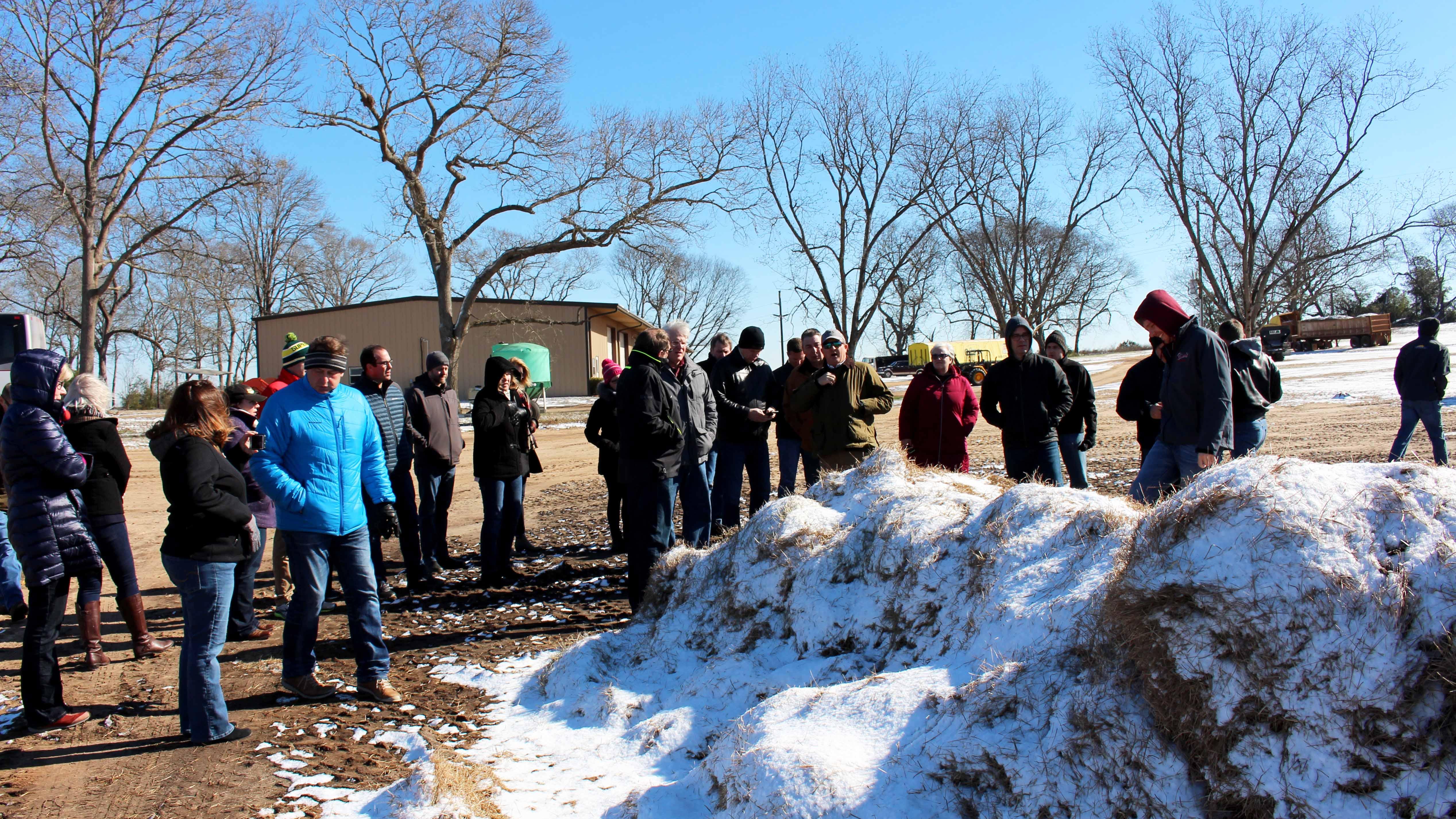 BigYellowBag group at compost windrows.jpg